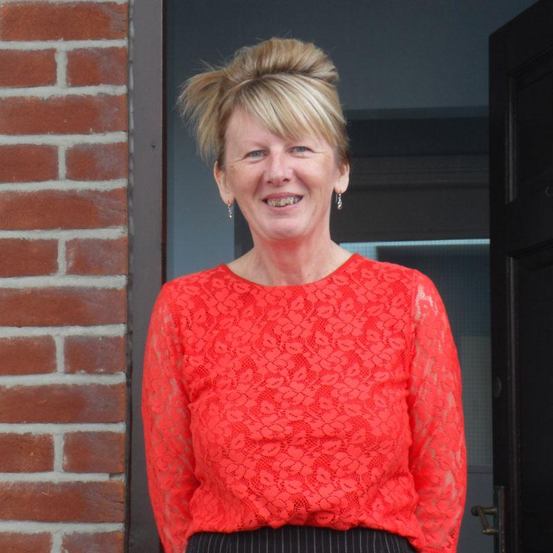 Margaret Hyland, Chief Executive